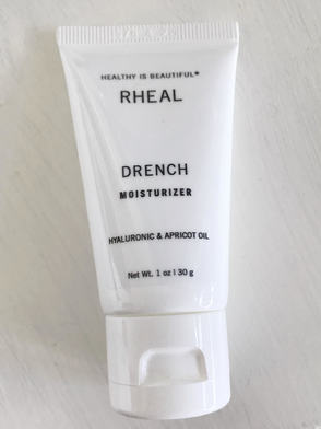 DRENCH - Moisturizer with Hyaluronic and Apricot