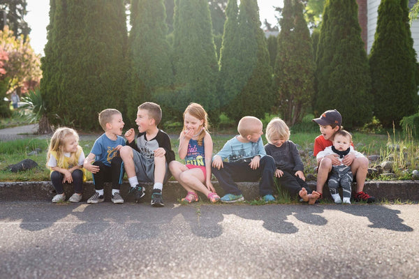4 Tips for Taking Great Photos of your Kids