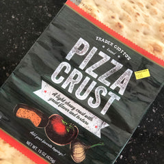 Pizza crust at Trader joe's