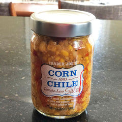 Corn salsa from Trader Joe's