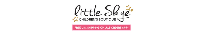 Little Skye logo with free shipping text