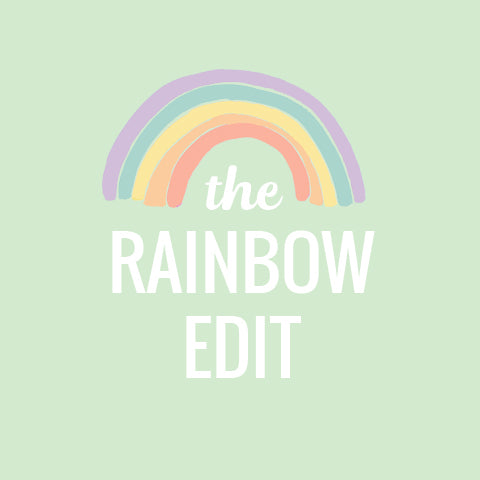 Rainbow Clothes for Kids