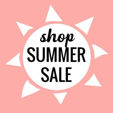 Summer Sale banner at little skye
