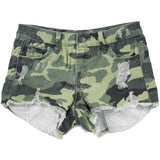 Tractor Camo Shorts
