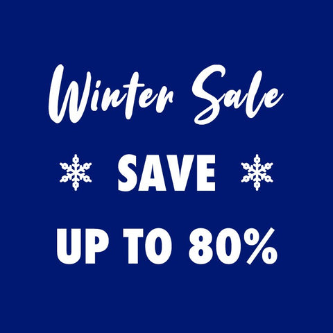 Winter sale at little skye