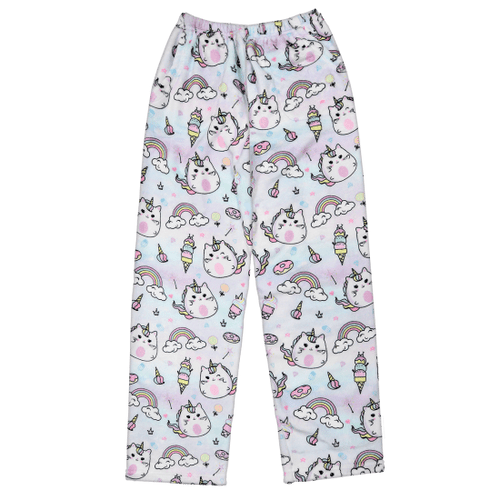 iScream cat unicorn girls pajama pants