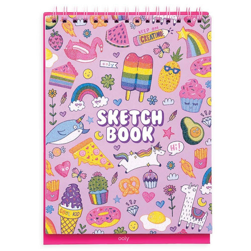 Stand Up Sketchpad - Cute Doodles
