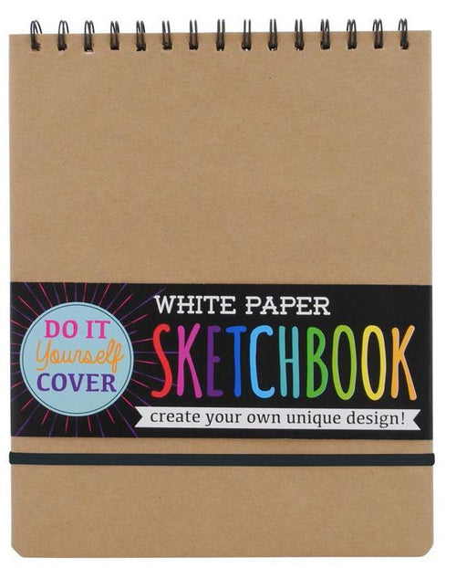 Ooly DIY Sketch Book