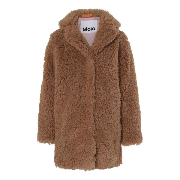 Molo Autumn Leaf Haili Girls Coat