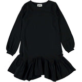 Molo Black Christen Girls Dress