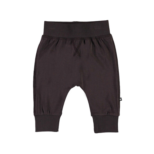 Molo Brown Darkness Organic Sammy Baby Boy Pants