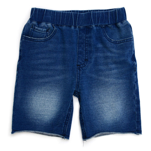 Appaman knit denim boys shorts