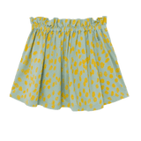 Bobo choses animal print knit girls skirt