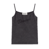 Bobo choses black dancer graphic girls tank top