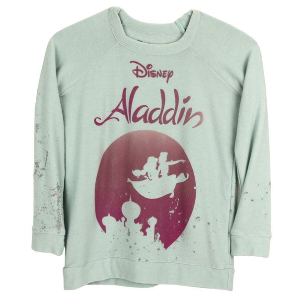 Disney Aladdin sweatshirt for girls by Chaser Kids