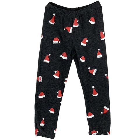 Chaser Santa Hats Cozy Knit Boys Sweatpants