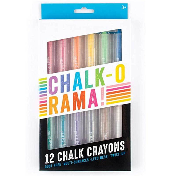 Chalk crayons for kids
