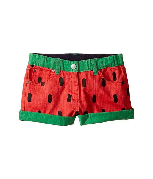 Stella McCartney kids watermelon girls shorts