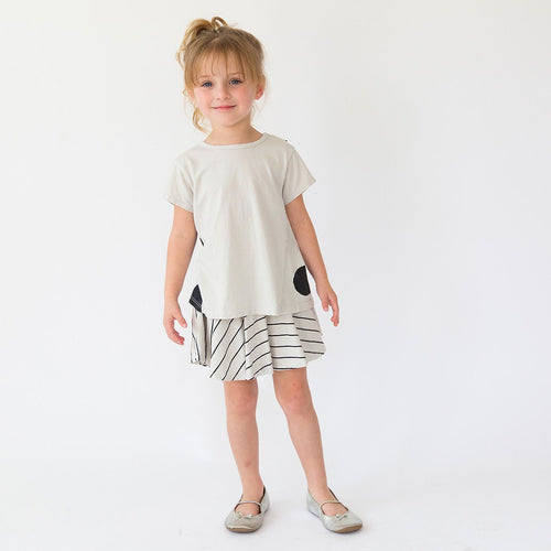 Linen Tabitha Top by Joah Love (Preorder) - Little Skye Children's Boutique