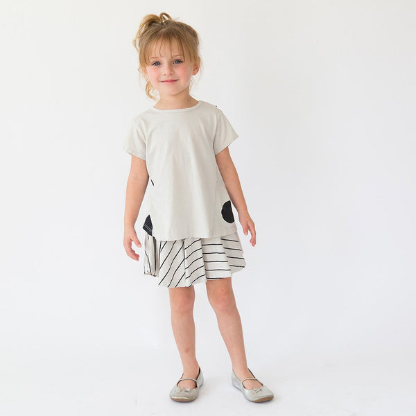 Joah Love Linen Tabitha Top - Little Skye Children's Boutique