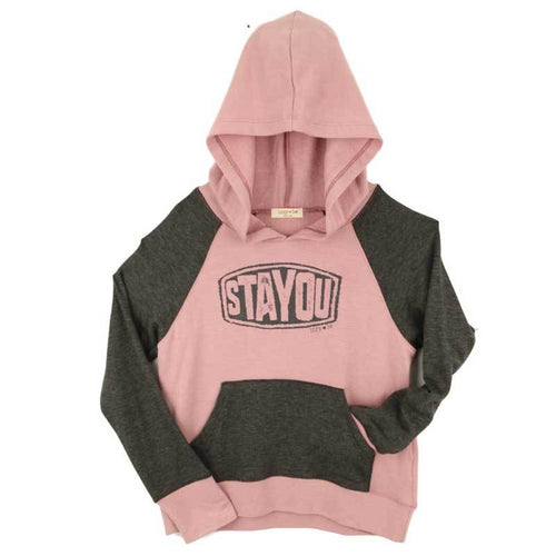 Izzy Be stay you tween girl hoodie