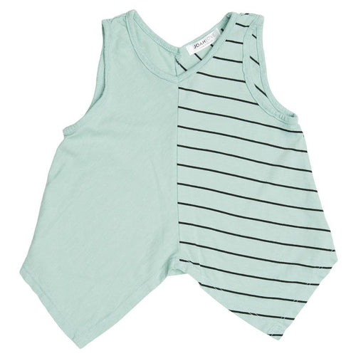 Sail Maru Stripe Tank by Joah Love (Preorder)