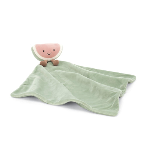 Jellycat baby blanket watermelon soother