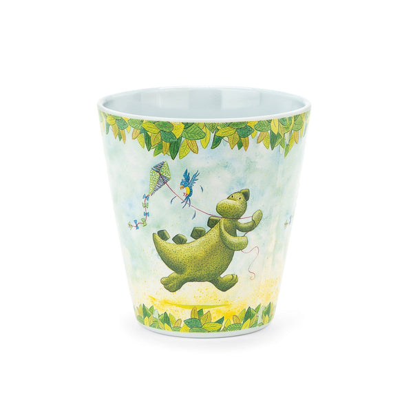 Jellycat dinosaur melamine cup for kids