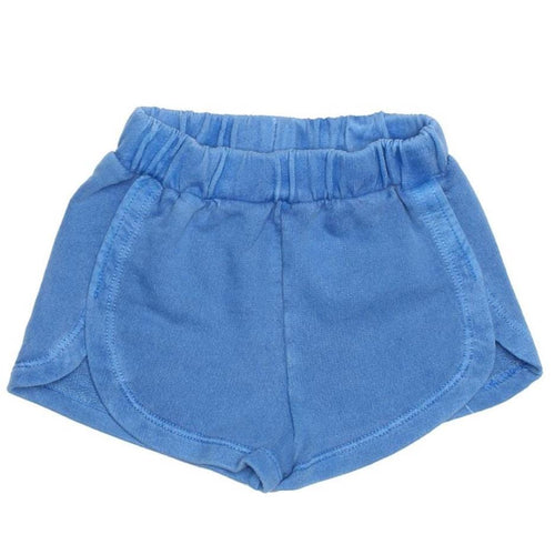 Joah love blue jersey girls shorts