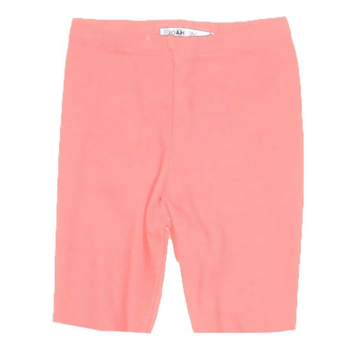 Joah Love Neon Coral Girls Biker Shorts