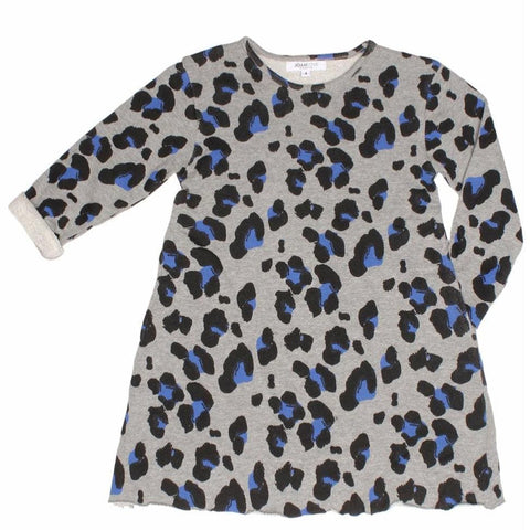 Joah Love Heather Grey Cheetah Girls Dress