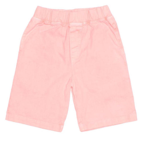 Joah love coral knit boys shorts