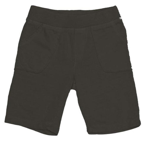 Joah love black jersey boys shorts