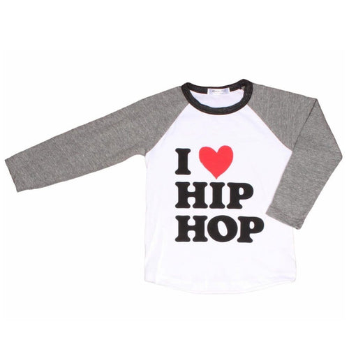 Joah Love hip hop boys graphic tee