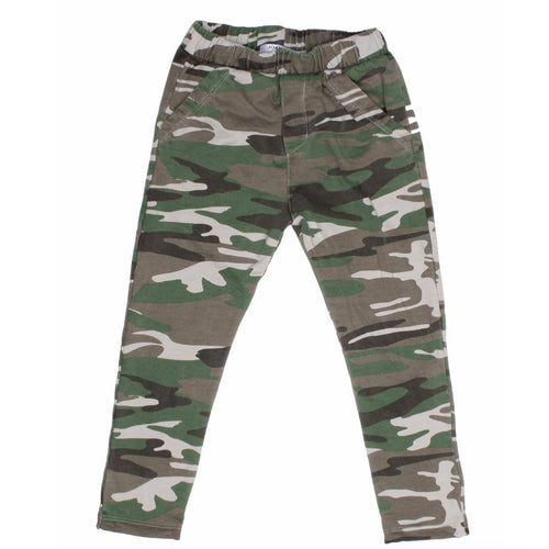 Joah Love camo boys jogger pants