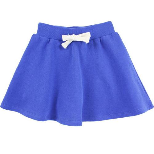 Little Skye Blue Skort (Preorder) - Little Skye Children's Boutique