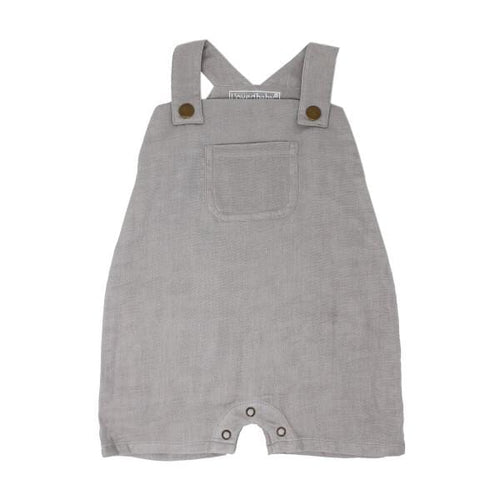 Organic Muslin Cloud Baby Overalls by L'ovedbaby