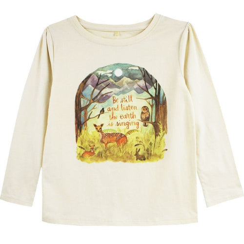 Earthsong Tee by Little Skye - Little Skye Children's Boutique