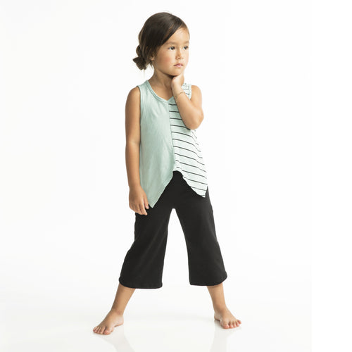 Sail Maru Stripe Tank by Joah Love (Preorder) - Little Skye Children's Boutique