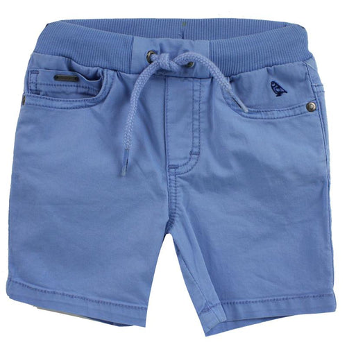 Blue Shorts by Mayoral (Preorder) - Little Skye Children's Boutique