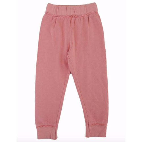 Miki Miette rose pink girls joggers
