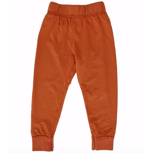 Miki Miette orange boys pants