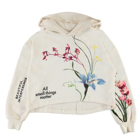 Molo Ikebana Place Malina Girls Sweatshirt