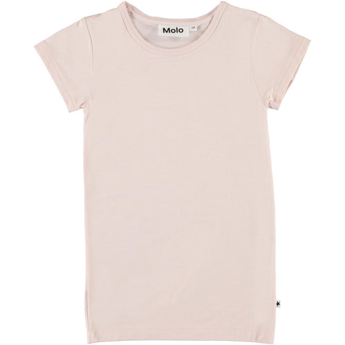 Molo peach short sleeve girls t shirt