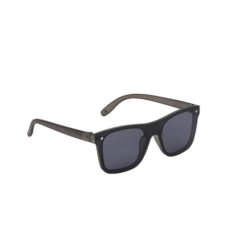 Black rectangular sunglasses for kids