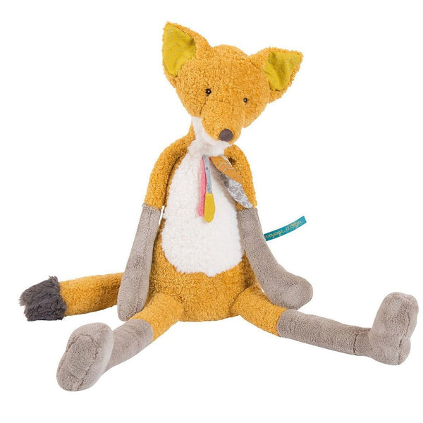 Moulin Roty fox stuffed animal