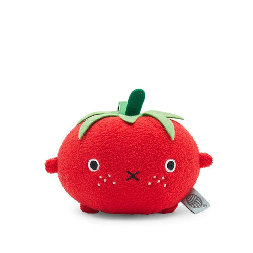 Noodoll tomato mini stuffed animal plush toy for babies and toddlers