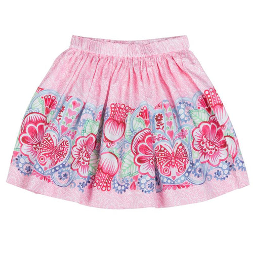 India Border Skirt by Paper Wings (Preorder) - Little Skye Children's Boutique