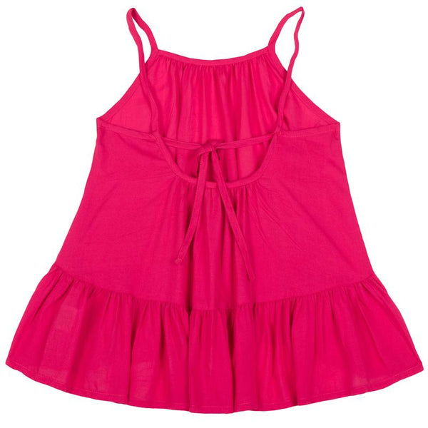 Frilled Swing Top by Paper Wings (Preorder) - Little Skye Children's Boutique
