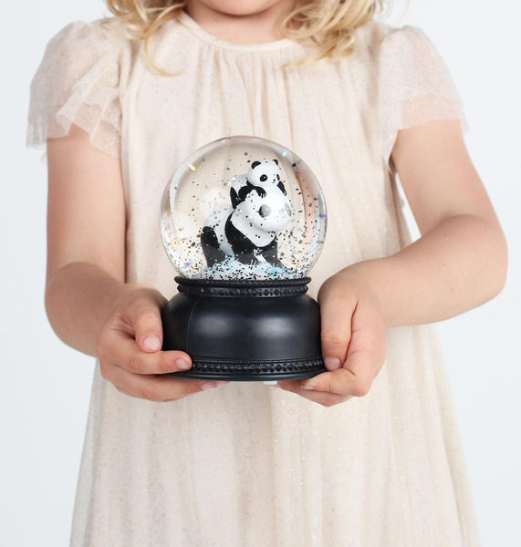 Panda Globe Night Light by A Little Lovely Co.